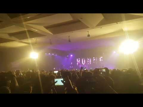HONNE - 3AM Live At The 7th Music Gallery (Jakarta, Indonesia)
