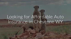 Affordable Auto Insurance Cheyenne WY