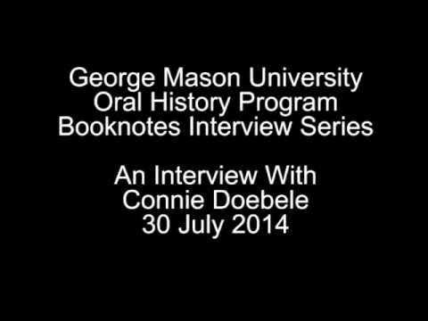 Interview with Connie Doebele, July 30, 2014