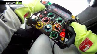 Mercedes Benz AMG F1 W03 - F1 the Best Anticipo en PRMotor TV Channel