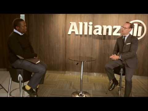 Allianz CEO Bäte on Kenya's insurance market