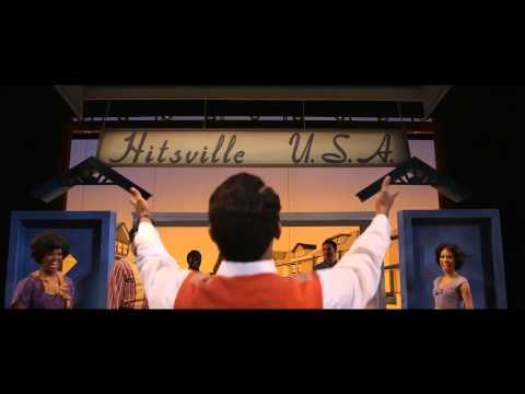 Motown The Musical - Shaftesbury Theatre