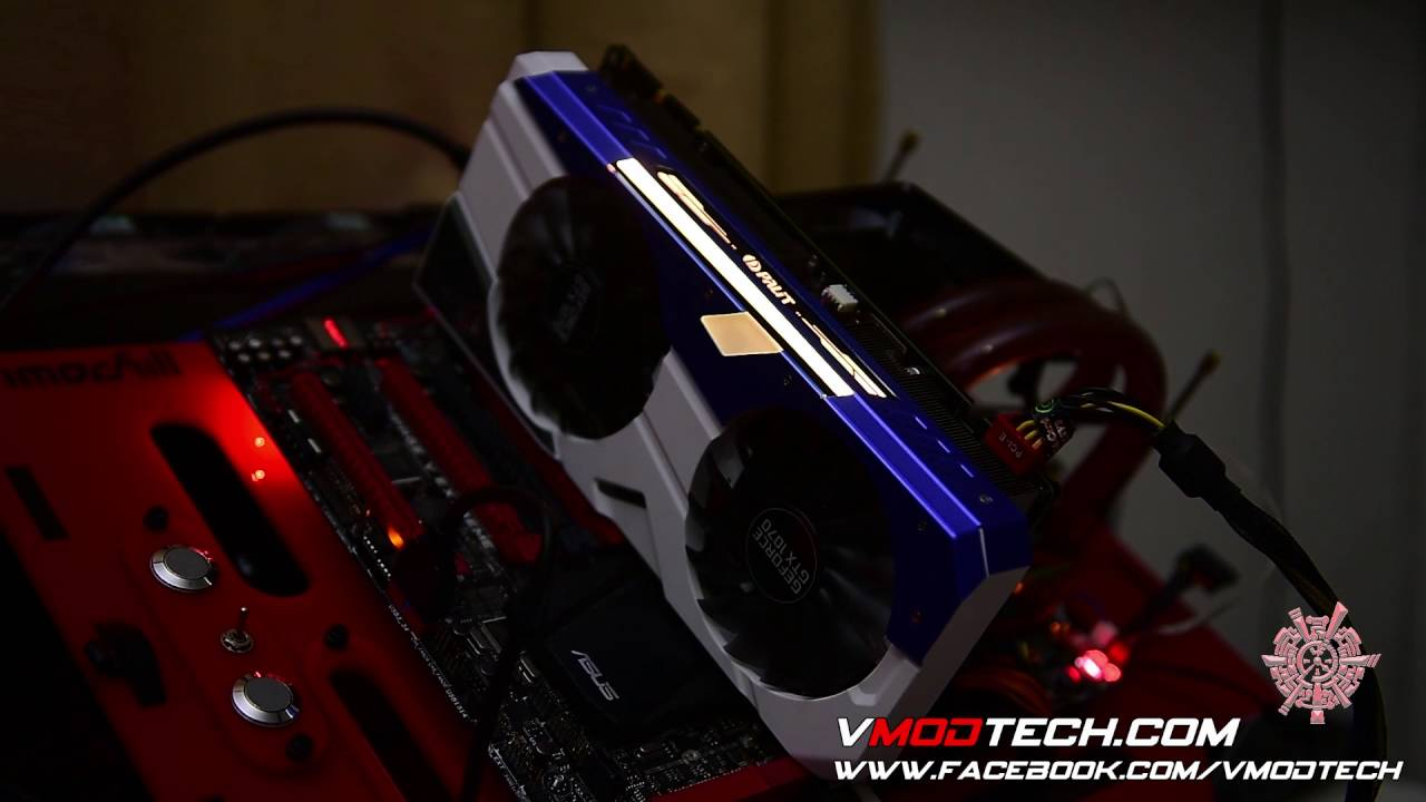 Unboxing PALIT Gamerock GTX 1070 8GB - YouTube