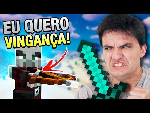 É HORA DA VINGANÇA! POR JUSSARA! Minecraft #13