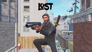 Fortnite Montage - Lost (Vosai)