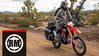 Seat Concepts CRF450L Comfort XL Seat Review