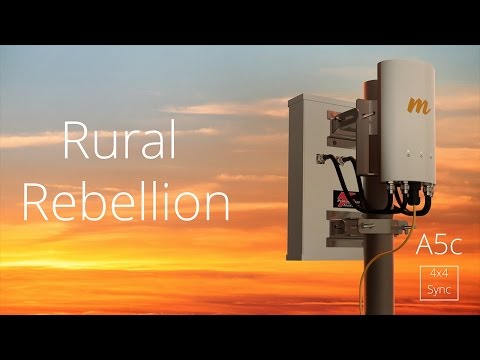 High Speed Fixed Wireless Internet For Rural Communities