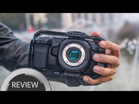 Blackmagic Pocket Cinema Camera 4K Hands-On Review