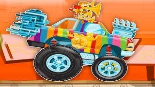 МАШИНКИ ДЛЯ ДЕТЕЙ развивающие. Машинки развивающий мультфильм. Машинки для детей 3 лет