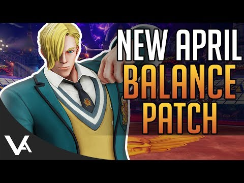 SFV - New April Balance Patch! General Changes & Thoughts For Street Fighter 5 Arcade Edition