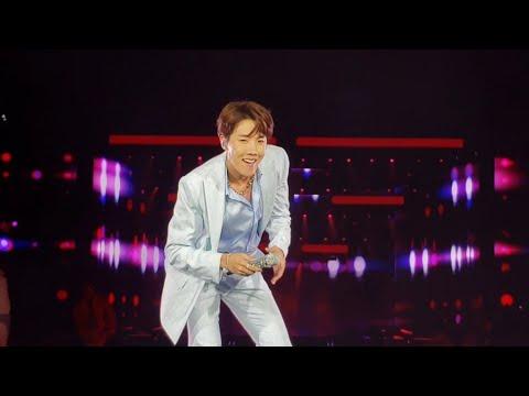 190504 J-Hope Hoseok Just Dance @ BTS 방탄소년단 Speak Yourself Rose Bowl Los Angeles Concert Fancam