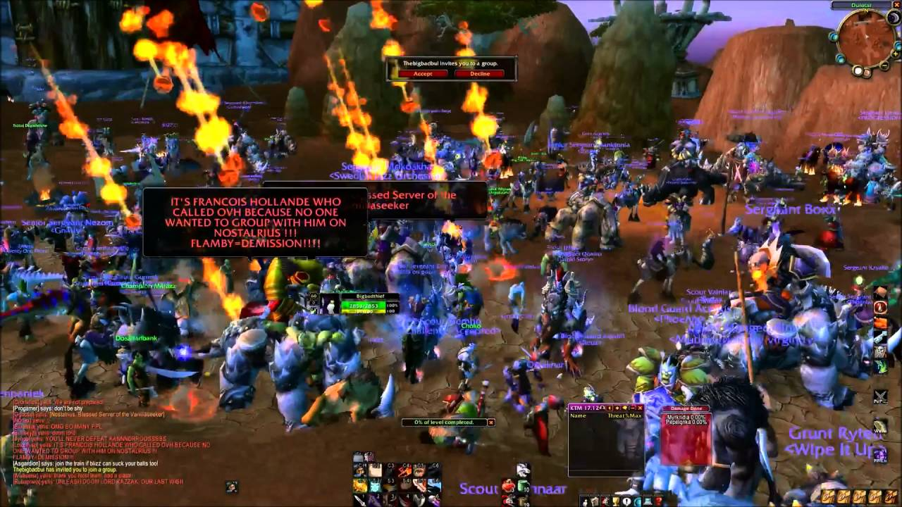 Kablam | General - Blizzard hit with massive ddos
