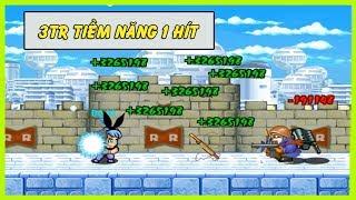 Ngọc Rồng Online - Đi Doanh Trại Tiềm Năng X20 Ai Chả Thích !