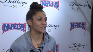 King me: How Bri King and UMW arrived in their first NAIA title game