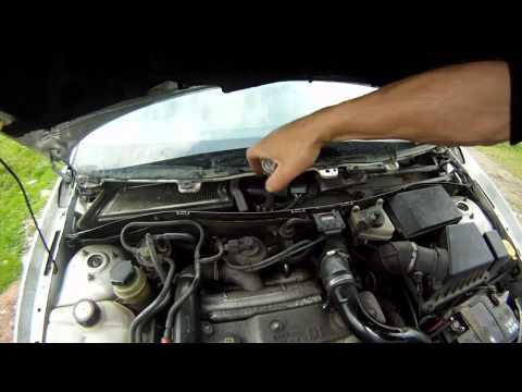 Ford Focus mk1 - wymiana mechanizmu wycieraczek