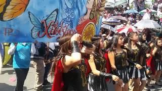 Carnaval papalotla tlaxcala 2017