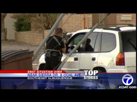 Police Search For 2 Following SWAT Situation