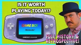 Is The Game Boy Advance Worth Playing Today!? - History, Review & Retrospective - THGM
