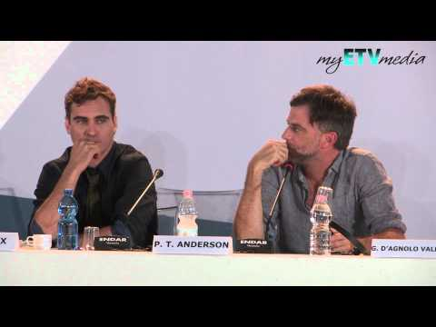 Paul Thomas Anderson on The Master (69th Venice International Film Festival)