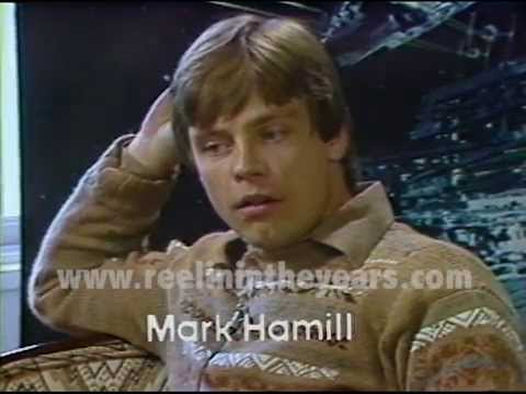 Mark Hamill and Harrison Ford Interview 1980 Brian Linehan's City Lights