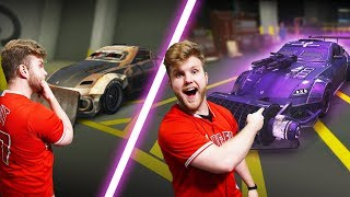 Build Your Battle Car Challenge! | GTA5