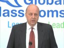 John Negroponte addresses Model UN students