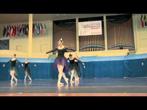 Patricia McBride+Balanchine Influence