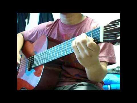 GReeeeN - キセキ (Kiseki) - Acoustic Solo Guitar