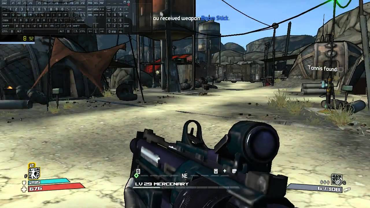 Borderlands/Game Mechanics and Glitches - SDA Knowledge Base