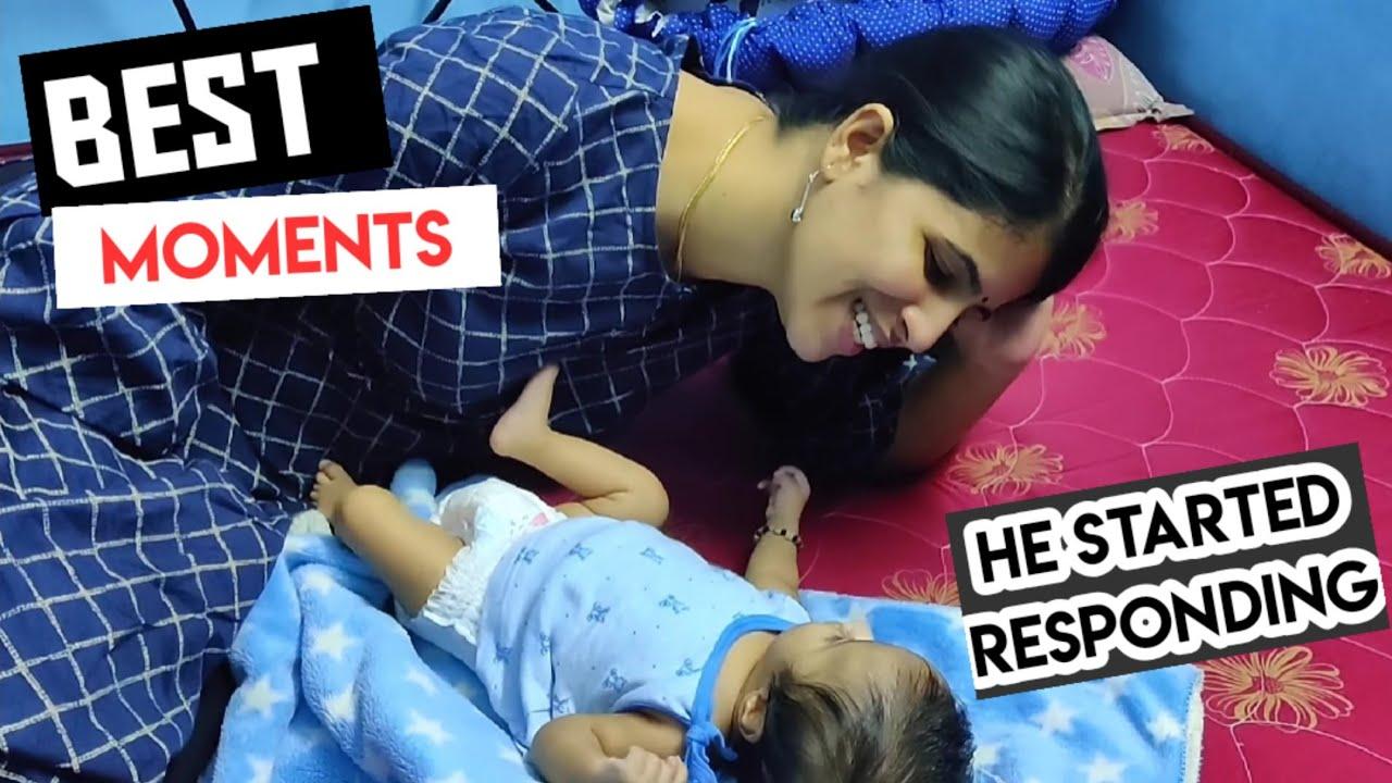 நாங்க லாம் வேற மாதிரி😁  Vlogging together 💃 | Full day routine with newborn | Twins vegkitchen