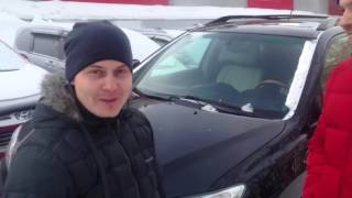 Отзыв Дениса из Иркутска о компании РДМ-Импорт