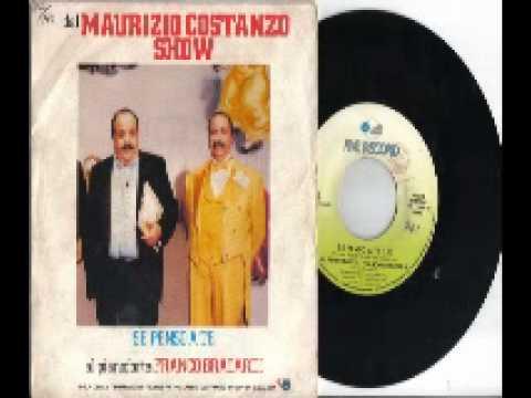 Se penso a te - Franco Bracardi (sigla del Maurizio Costanzo Show)