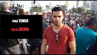 31/07 Fora Temer / Volta Dilma - Largo da Batata - COMPLETO