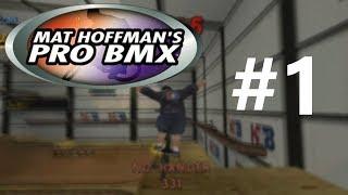 Let's Play Mat Hoffman's Pro BMX (PC) - Part 1