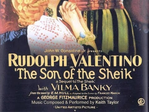 The Son of the Sheik Silent Movie Full Version