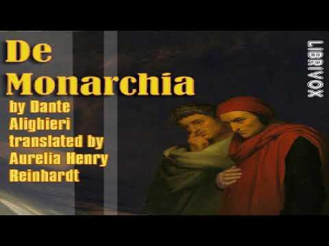 Monarchia | Dante Alighieri | *Non-fiction | Audio Book | English | 1/2