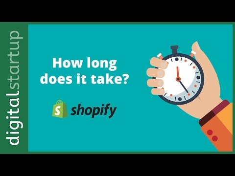 How long does it take to build a simple Shopify store thumbnail