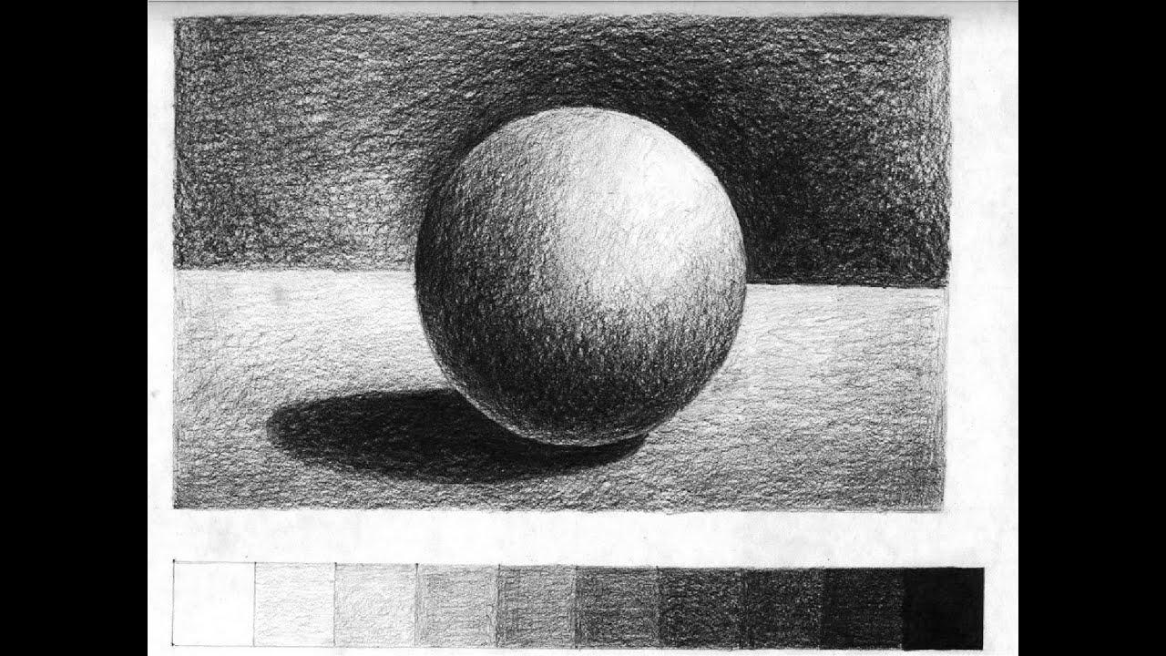 Technique De Dessin Dessiner La Perspective D Une Sphere