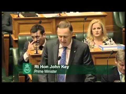 The GCSB Bill - John Key Continues To Lie