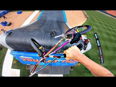 INSANE BMX TRICKS AT NITRO CIRCUS!