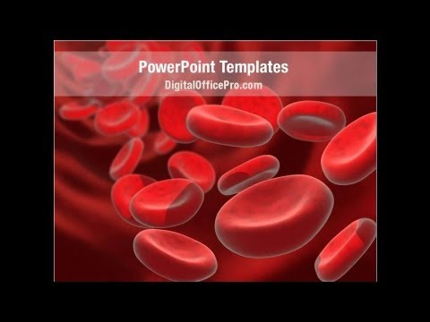 Red blood cells stream powerpoint template backgrounds red blood cells stream powerpoint template backgrounds digitalofficepro 09372 toneelgroepblik Gallery