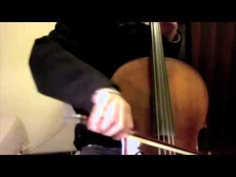 Cello Beginner - White Xmas
