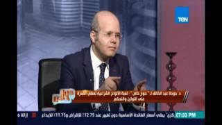 د.جودة عبد الخالق : عندما عرضت علي الوزارة قلت : هذا نداء الوطن ولن أتأخر عنه وقبلت بلا تردد