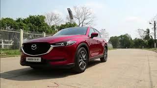 DRIVE Magazine & Mazda: Mazda CX5 Test Drive Review | Mazda MYANMAR