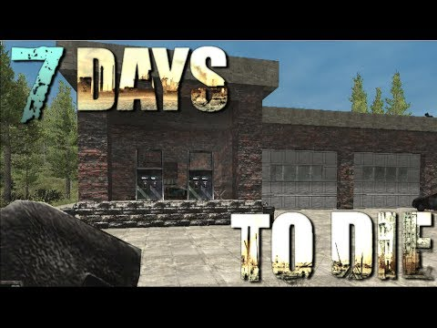 7 Days To Die - A$$ Station (E002)