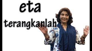 """Wuih Ibu Menteri Susi Ikutan Joget """"Eta Terangkanlah"""""""
