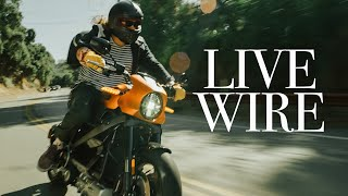 Riding Harley-Davidson's Live Wire!