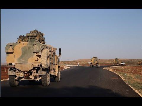 [ Syria ] [ Idlib ] Turkish military vehicles have entered Syria