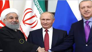 GOG MAGOG WAR UPON US! Russia, Iran & Turkey JUST MET & Said ANY DAY A WAR WILL WIPE ISRAEL OFF MAP!