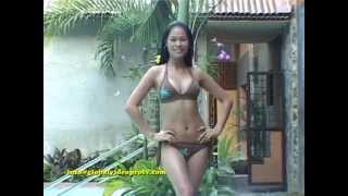VERY SEXY, BEAUTIFUL BIKINI-CLAD FILIPINAS